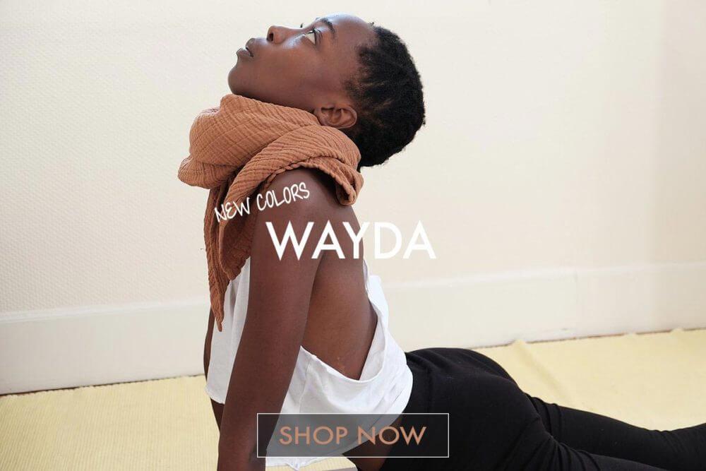 wayda scarves new colors || annibazaar.com